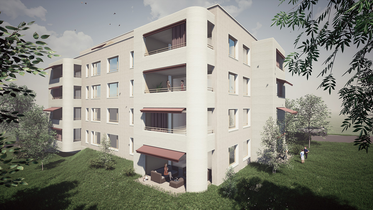 Brauerstrasse 29+31, St.Gallen